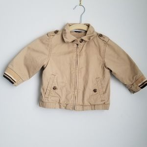 GAP baby khaki jacket